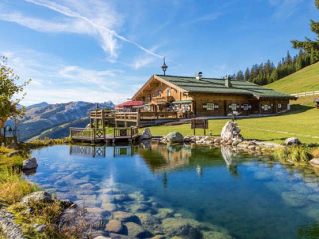 Urlaub im Chalet & Lodge