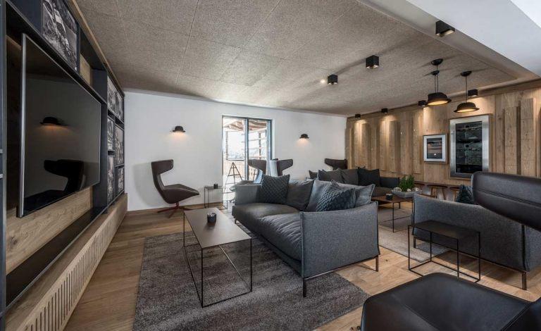 Elegante Räumlichkeiten im Hotel Puradies